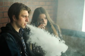 Adolescents and Vaping