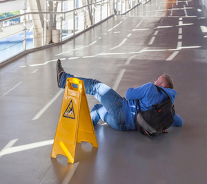 Compensation For Your BUF Slip And Fall