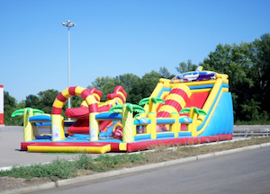 Causes Of Bounce House Injuries