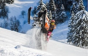 Common Causes of Snowmobile Injuries