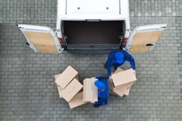 What Causes Delivery Truck Accidents?