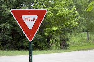 Failure to Yield Accident