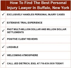 How To Find The Best Personal Injury Lawyer In Buffalo, New York