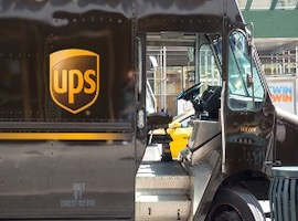 UPS Mail Carriers
